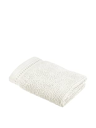 Welspun Crowning Touch Wash Towel, White
