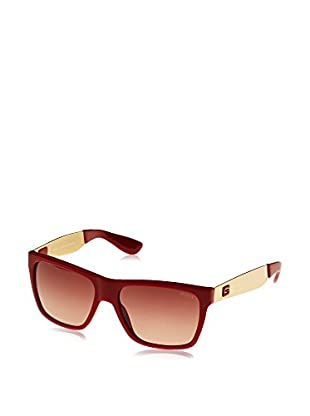 Guess Sonnenbrille Gu6832 (57 mm) bordeaux