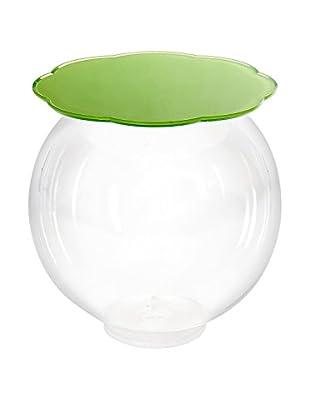 Iplex Design Beistelltisch Boollino grün/transparent