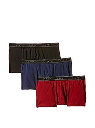Esprit Bodywear 3tlg. Set Boxershorts Janis