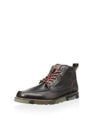 Quiksilver Men's Sheffield Lace-Up Boot with Camo Sole