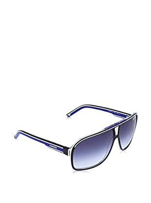 Carrera Sonnenbrille GRAND PRIX 2 08T5C64 (64 mm) schwarz/blau
