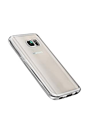 Funda Tpu Luxury Samsung Galaxy S7 Plata