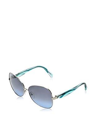 Pucci Sonnenbrille EP133S (61 mm) silberfarben/türkis