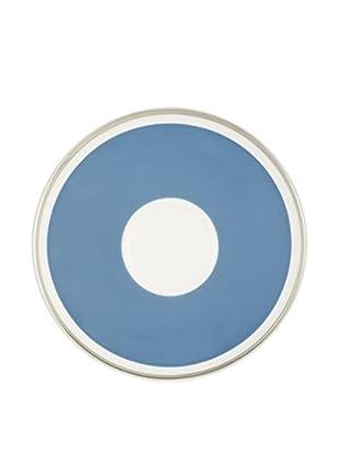Villeroy & Boch Set Plato de Taza 6 Uds. Anmut My Colour Petrol Blue