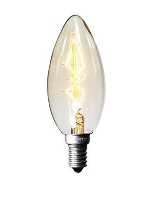 LO+DEMODA Glühbirne Edison Vintage 7Clear C35 E14 40W