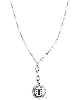 Cerruti Collar R42061Z Circonita Acero y Plata