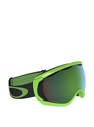 OAKLEY Skibrille OO7047-41 grün