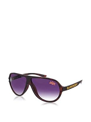 Superdry Sonnenbrille (63 mm) kastanienbraun
