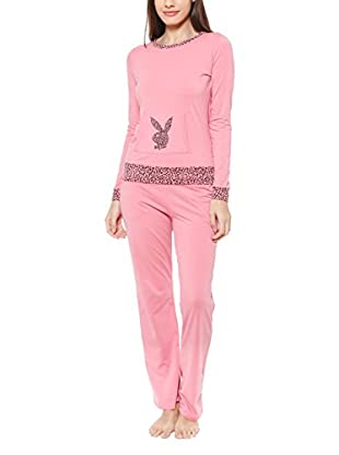 Play Boy Nightwear Pijama Time Of Pocket Cozy Nights