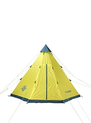 Columbus Camping Zelt Tipi 5 limette