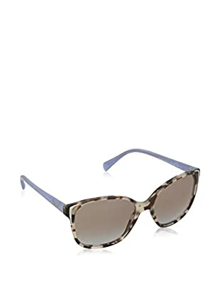 PRADA SPOTTED OPAL BROWN WITH BLUEEGRADIENT