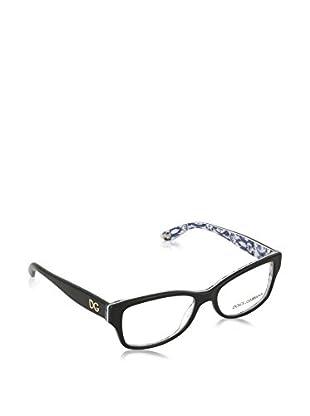 Dolce & Gabbana Montura 3204 2994 (53 mm) Negro