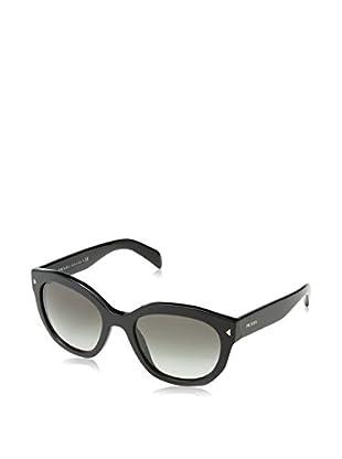 ZZ-Prada Gafas de Sol Mod. 12SS 1AB0A7 53_1AB0A7 (53 mm) Negro