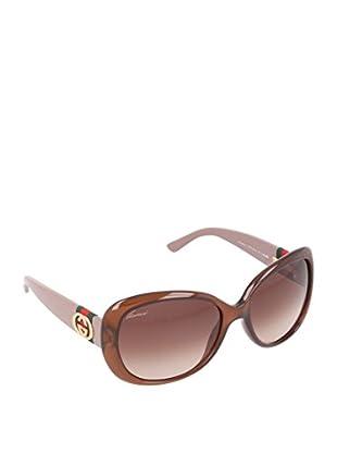 Gucci Sonnenbrille GG 3644/S J60YF braun
