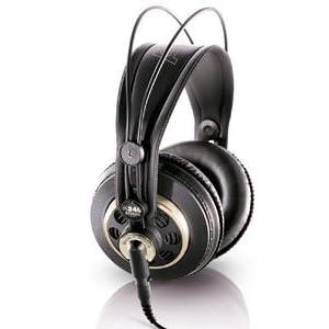 AKG ヘッドフォン スタジオモニター K240S 並行輸入品