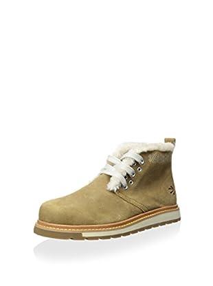 Burnetie Women's Cold Weather Boot (Brown)
