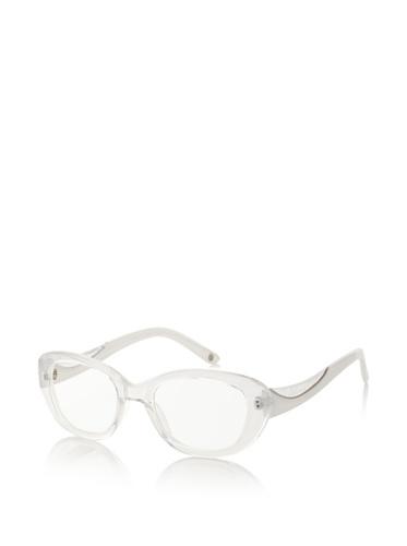 Kensie Women's Caitlyn Sunglasses (Crystal Clear)