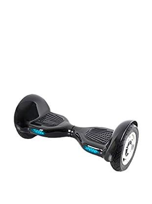 BALANCE RIDERS Skateboard Elettrico Hoverboard S10+ Nero