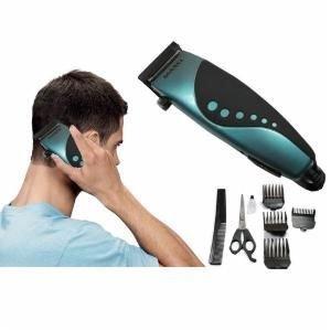 India Shop Maxel Electric Hair Beard Trimmer Professional AK-1012