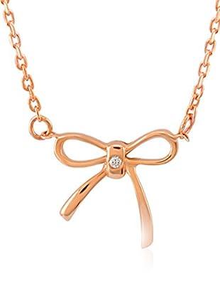 Divas Diamond Halskette Diamond Gold Tie