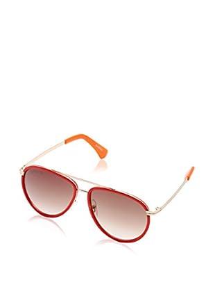 LANCASTER Gafas de Sol Zola (57 mm) Rojo