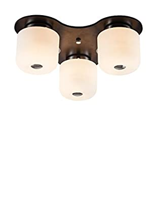 Light UP Deckenlampe Helix schwarz