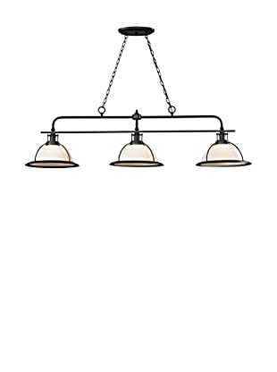 Artistic Lighting Wilmington 3-Light Island/Billiard Light, Oil Rubbed Bronze