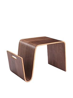 Ceets Brookside End Table, Walnut