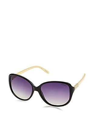 Polaroid Sonnenbrille P84245718140 (57 mm) schwarz/ecru