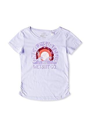 O´Neill Camiseta Lg Oceanside S/Slv (Lila)