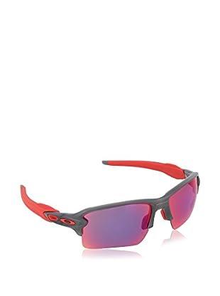 OAKLEY Sonnenbrille MOD. 9188 918804 grau