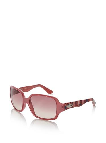 Pucci Women's EP628S Sunglasses (Fuchsia)