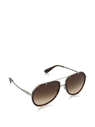 Dolce & Gabbana Sonnenbrille 2161_04/13 (55 mm) metall/havana