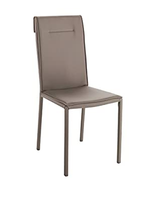 Contemporary Home Set Silla 2 Uds. Camy Taupe
