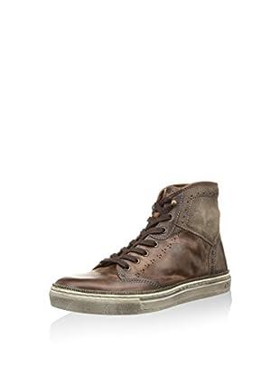 RRM Hightop Sneaker Kahve