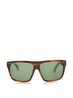 Jil Sander Sonnenbrille 722S-214 (59 mm) braun/grün