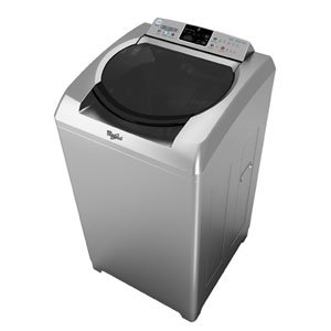 Whirlpool 7.2 Kg 360H Bloom Wash Top Loading Fully Automatic Washing Machine-Silver
