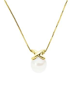 Manufacture Royale Collar Oro amarillo(9-10 mm)