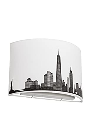 Lámpara De Pared Skyline Blanco