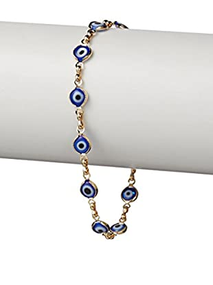 Mindy Harris Kid's Evil Eye Murano Glass Bracelet