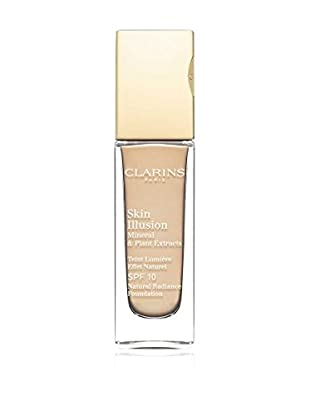Clarins Base De Maquillaje Líquido Skin Illution N°110 Honey 10 SPF 30 ml