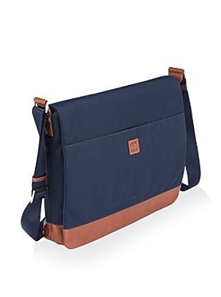 DELSEY Villiers Messenger Bag, Blue