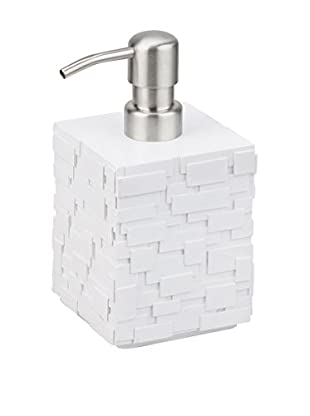 Neutral Dispensador De Jabón Dispenser Porta Sapone Wall Blanco