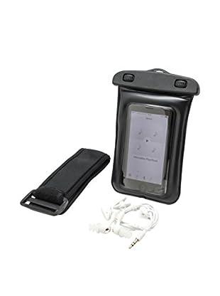 Unotec Funda Waterproof Smartphones Negro
