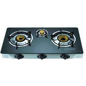 Branded Gas Stove - Grey