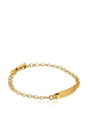 Silver One Pulsera  oro 18 ct