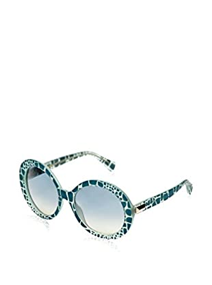 Pucci Gafas de Sol EP730S (57 mm) Azul Petróleo