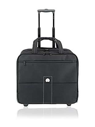 Delsey Trolley semirrígido Villette Protección Pc Negro 39.5 cm