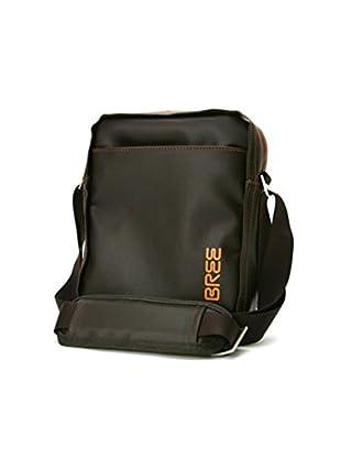 Bree Handtasche Mit Reißv Punch 91, Mocca, Shoulder Bag M